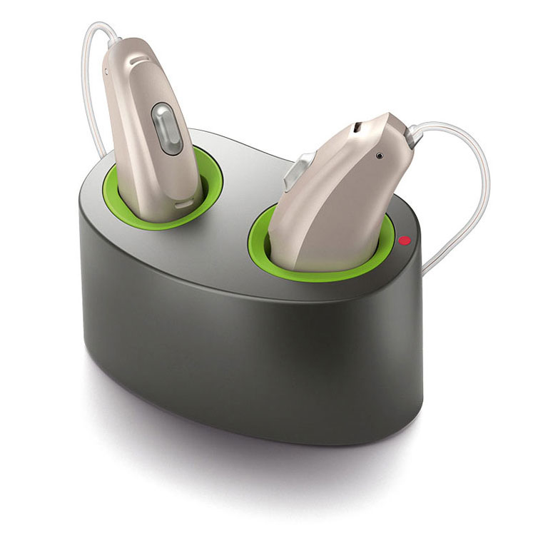 Rechargeable-Hearing-Aid